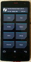 Ulefone Be X TWRP 2.8.10 Recovery