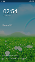 Android Samsung S4 UI