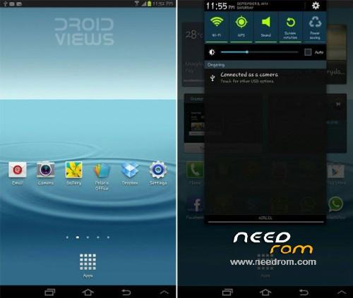 samsung galaxy tablet 7.0 plus software update