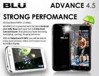 BLU Advance 4.5