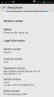 AOSP Kitkat 4.4.4 for MicroMaX A116 HD (MTK6589) [SUPERFAST] [SUPERBATTERYBACKUP]