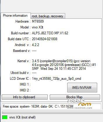 ROM Recovery CWM For Flashtool | [Custom] add the 04/30/2015