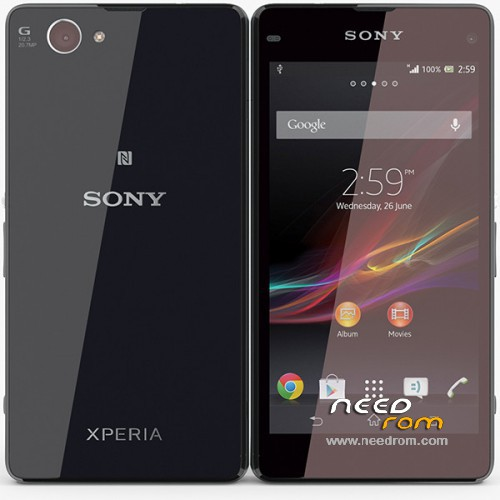 Reset sony xperia z1 compact