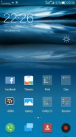 Liquid E2 Huawei EMUI 3.0