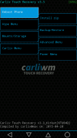 CarlivTouchRecovery v3.3