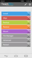 TWRP 2.8.2.0 (material design)