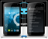 EVERCOSS A7B CyanogenMod11
