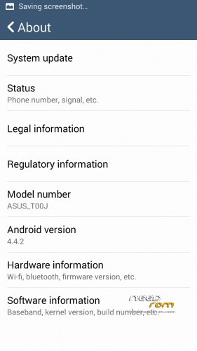 Asus Zenfone 5 – T00J_WW-Sku_(Pre-rooted) « Needrom – Mobile