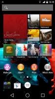 Rom Xperia Pure for Gionee S5.5 (Chip MTK6592)