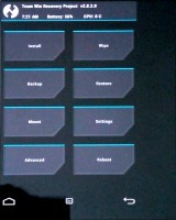 TECLAST P98 3G TWRP Recovery 2.8.2.0