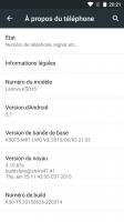 Lenovo K3 Note AOSP 5.1