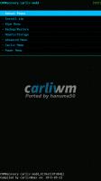 Carliv CWM Recovery