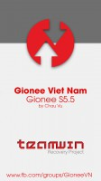 TWRP 2.8.6 for Gionee S5.5