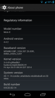 Moto E Original Stock 4.4.2 Kit Kat XT1022 DUAL SIM VARIANT