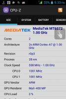 Ned Rom MT6572 (Dual Sim) LG G3 Fake