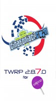 Be Touch 2 TWRP 2.8.7.0