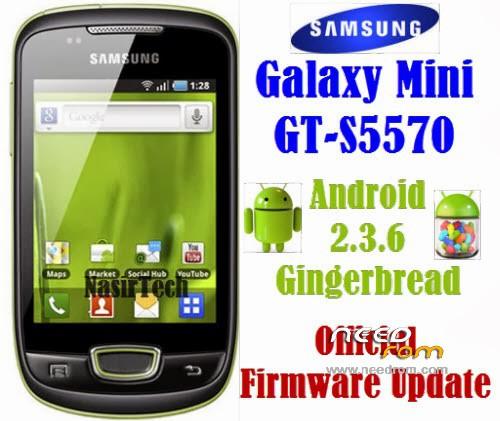 samsung gt-s5570 firmware 2.3.6