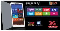 XPOD Phablet 6″Quad Core 3G