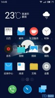 Flyme OS beta 4.5.1.1 dual card version For ZTE X9180