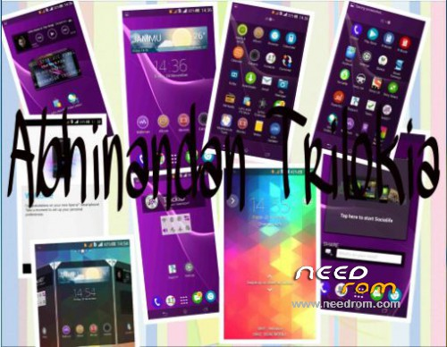 Rom  World First  Project Pure Xperiauifinal Mt6572  Port