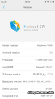 P7000 Funtouch OS