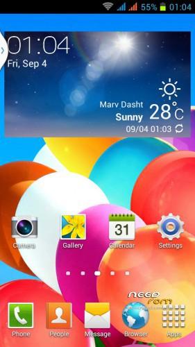 ROM Huawei Ascend G730-U00 – S4 UI Rom & CWM | [Custom] add the 09
