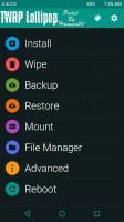 ALIFE P1 Pro TWRP 2.8.7.0 Recovery
