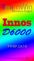 Chinaphonearena TWRP root Innos D6000