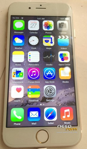 iPhone 6S clone ALPS (MT6572) phone « Needrom – Mobile