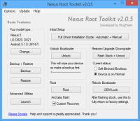 Nexus Root Toolkit v2.0.5