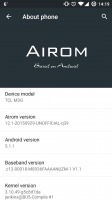 TCL M3G Airom 1.0