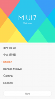 MIUI V7 Multi-Language