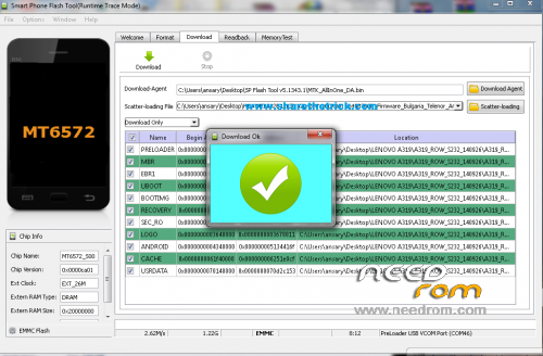 Lenovo_A319_S313_MOD2 « Needrom – Mobile