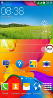 S5 Samsung theme from inew v8