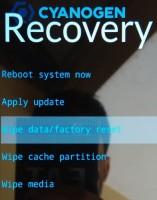 Cyanogen Recovery [DEV]