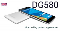 Doogee Kissme DG580 firmware offical tested 100% working