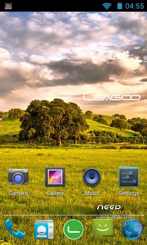 ROM LEAGOO LEAD 4+TRWP+SP Flashtool | [Custom]-[Updated] add