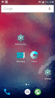 CyanogenMod 12.1 from 4pda.ru (based on Android Lollipop)