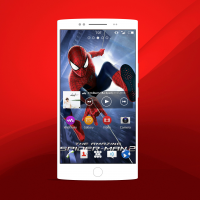 XPERIA SPIDER MAN2 FOR IQ BIG2 [MT6582]
