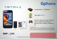 gphone tetra2 rooted
