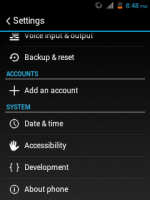 JellyBean CM7.2 based for Galaxy Young GT-S5360