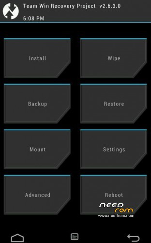 TUTO] INSTALLER LE RECOVERY TWRP SUR LE - DOOGEE X5 PRO - DOOGEE