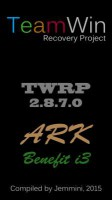 Twrp 2.8.7 Android 5.1