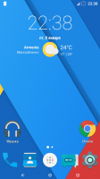 CyanogenMod 12.1 Fully Bugless Update 06.01.2016 with Gapps and super su