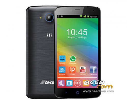 connect Gmail zte blade telcel means