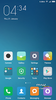 Miui7v7.1.1.0 for a7000 with patch swap to sdcard