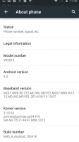 Lollipop for Lenovo S660 using VKworld VK2015, for RoW version (not chinese version)