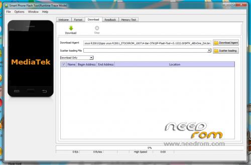 Download SP Flash Tool (Smart Phone Flash Tool) - Latest ...