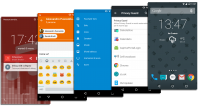 CyanogenMod 12.1 Android 5.1.1