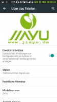 Jiayu S3 RC4 (released jan. 2016 by JIAYU / Germany)